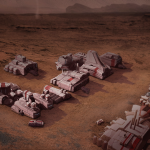[Making Of] Dawn Of Mars